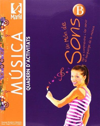 9788426813893: Eso 2 - Musica - Un Mon De Sons B Quad. (valencia)