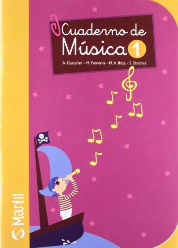 09).cuaderno musica 1o.primaria: Femenía Simó, Merche/Castañer