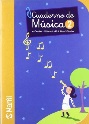 09).cuaderno musica 2o.primaria: Femenía Simó, Merche/Castañer