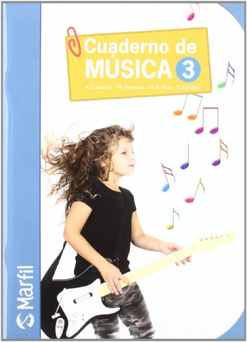 09).cuaderno musica 3o.primaria: Femenía Simó, Merche/Castañer