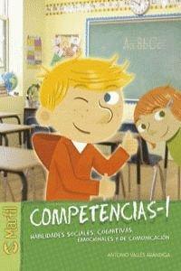 9788426814784: Competencias 1: Habilidades sociales, cognitivas, emocionales y de comunicación (Educación Primaria)