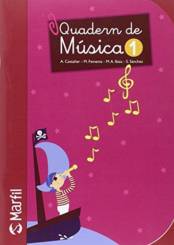 9788426815156: (VAL).(10).QUAD.MUSICA 1R.PRIM. *VALENCIA*