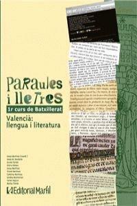 val).(11).paraules i lletres 1 (1r.batxillerat): Martines, Josep