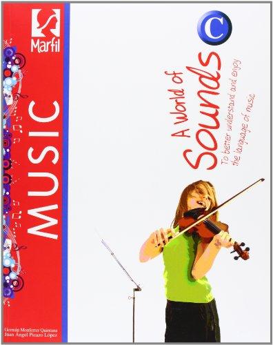 A world of sounds, music, 3 ESO,: Monferrer Quintana, Germán/
