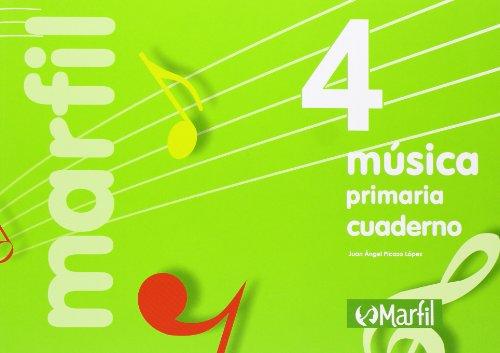 9788426816047: Música. EP 4 - Cuaderno 4, Edición 2012