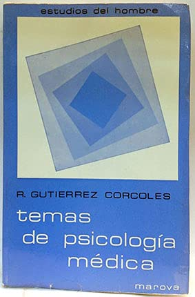 9788426902603: temas_de_psicologia_medica