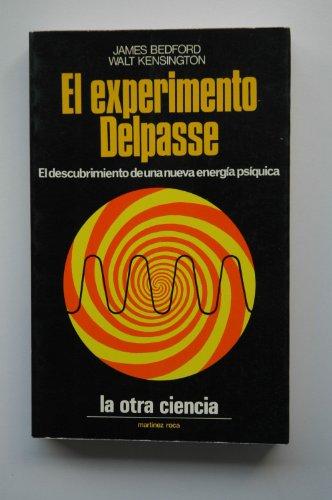 El experimento Delpasse: James Bedford Walt