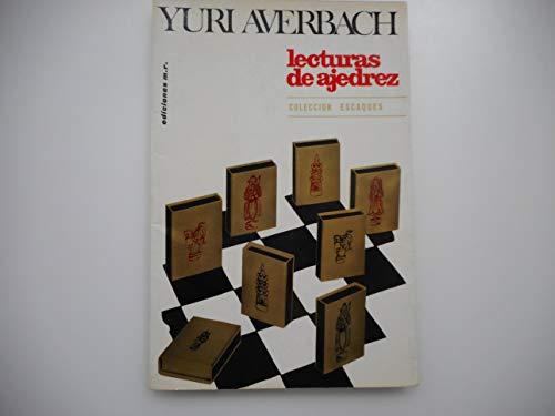 9788427001916: Lecturas de ajedrez
