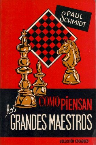 9788427002531: COMO PIENSAN LOS GRANDES MAESTROS