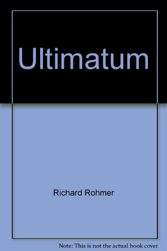 Ultimatum (8427003226) by Richard Rohmer