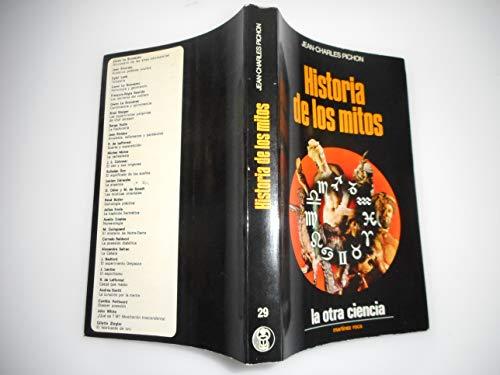 Historia De Los Mitos: Jean-Charles Pichon