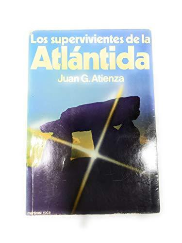 9788427004368: Los supervivientes de la atlantida