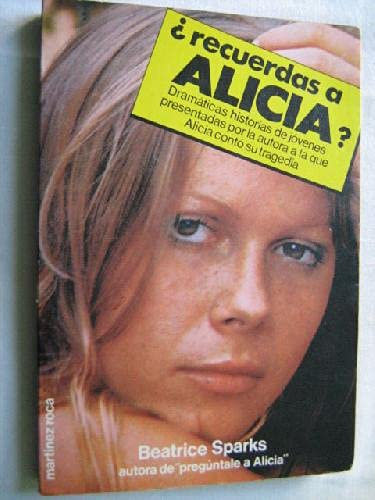 9788427004979: Recuerdas a Alicia?
