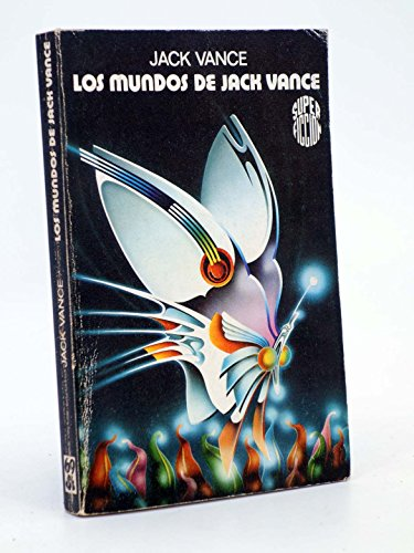 9788427007048: LOS MUNDOS DE JACK VANCE