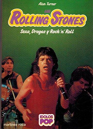 9788427008335: Los Rolling Stones: Sexo, Drogas y Rock 'n' Roll