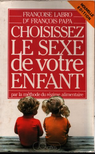 9788427008519: Elige El Sexo De Tu Hijo/Choose the Sex of Your Child