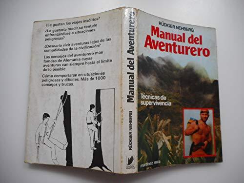9788427008533: Manual Del Aventurero/ The Adventurer's Handbook (Spanish Edition)