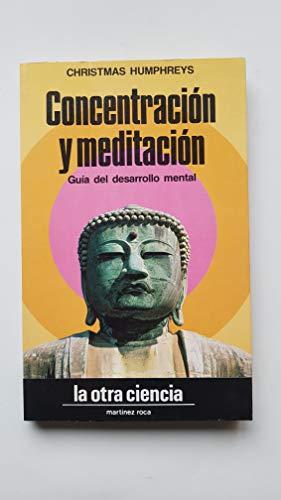 9788427009448: Concentracion Y Meditacion