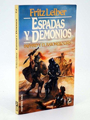 9788427009592: Espadas y demonios