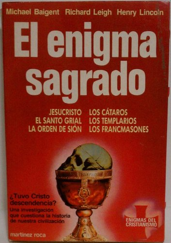 9788427009721: El Enigma Sagrado/Holy Bolld, Holy Grail (Spanish Edition)