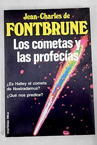9788427010185: Los Cometas y las Profecias  (Spanish Edition)