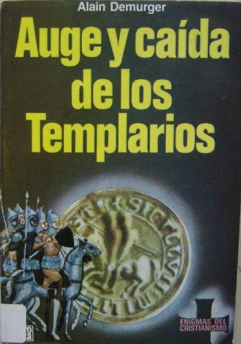 9788427010246: Auge Y Caida de Los Templari