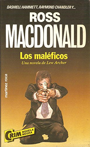 Los Maleficos/the Doomsters (Spanish Edition) (8427010370) by Ross MacDonald