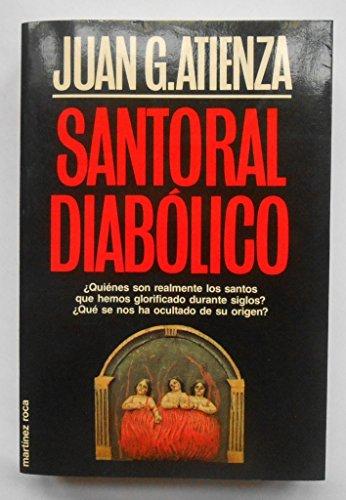 9788427011809: Santoral diabolico