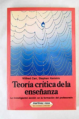 9788427011823: Teoria critica de la enseñanza