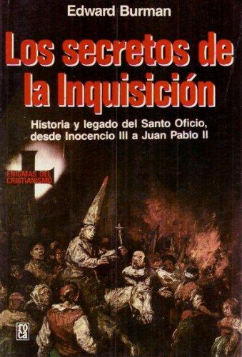 Los secretos de la Inquisición: Burman, Edward