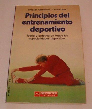 9788427012097: Principios Del Entrenamiento Deportivo