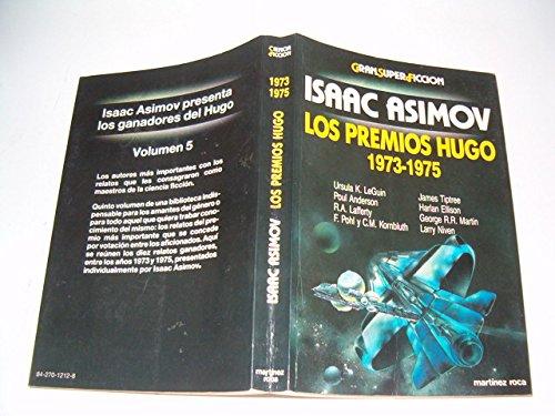 9788427012127: Premios Hugo, los (1973-1975)