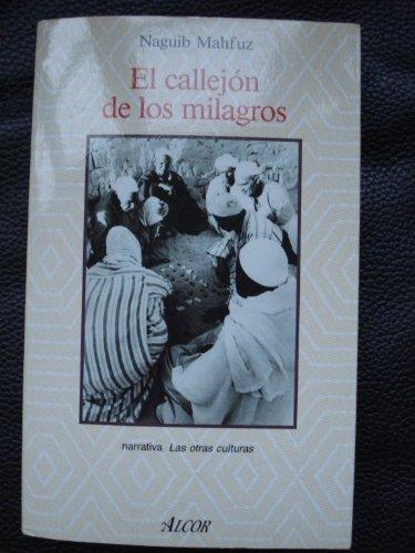 9788427012486: El Callejon de los Milagros (Spanish Edition)