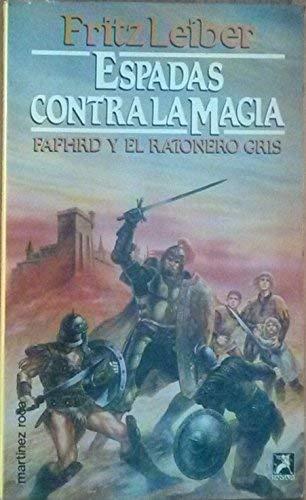 9788427012929: Espadas Contra la Magia (Colección Fantasy)
