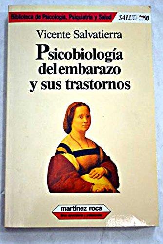 9788427013223: Psicobiologia del embarazo y sus trastornos