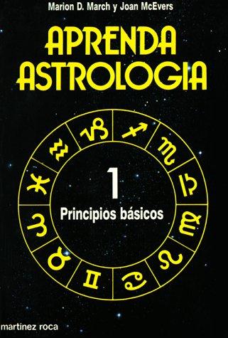 9788427013445: Aprenda astrologia