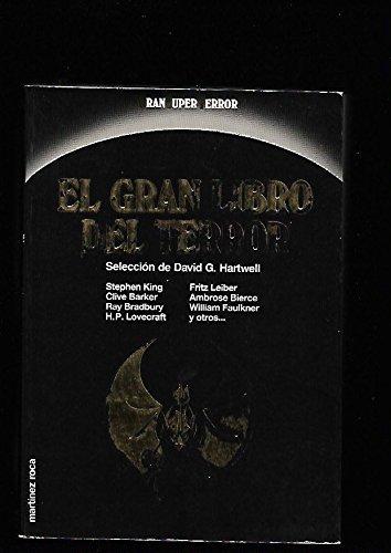 9788427013667: El Gran Libro Del Terror
