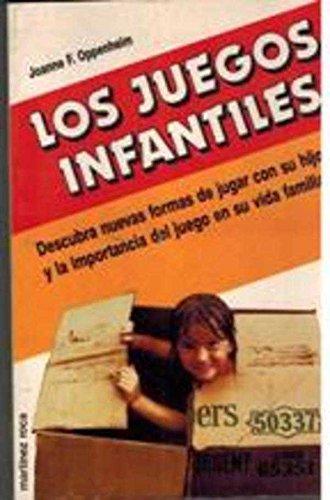 9788427013988: Juegos infantiles, los