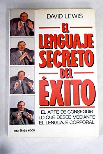 9788427014619: El lenguaje secreto del exito