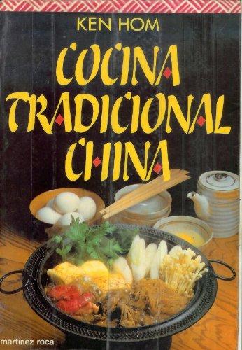 9788427015166: Cocina tradicional China