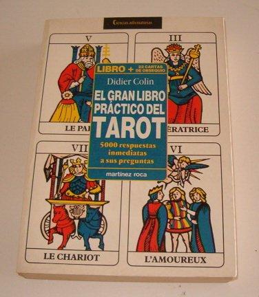 9788427015678: Gran libro practico del tarot, el