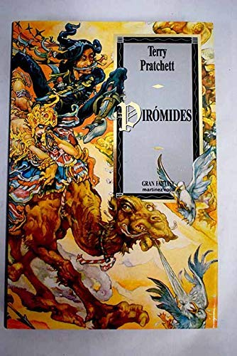 9788427016804: Pirómides (Mundodisco, #7)