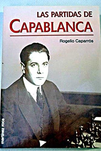 9788427017580: Las partidas de Capablanca
