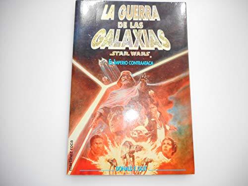 9788427018662: Guerra De Las Galaxias, La - El Imperio Contraataca