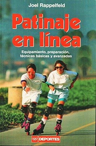9788427018761: PATINAJE EN LINEA (M.ROCA).