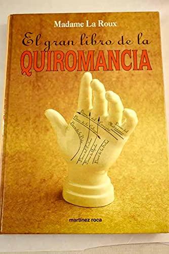 9788427019270: El gran libro de la quiromancia