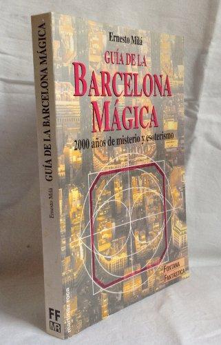 9788427019775: Guia de la Barcelona magica: