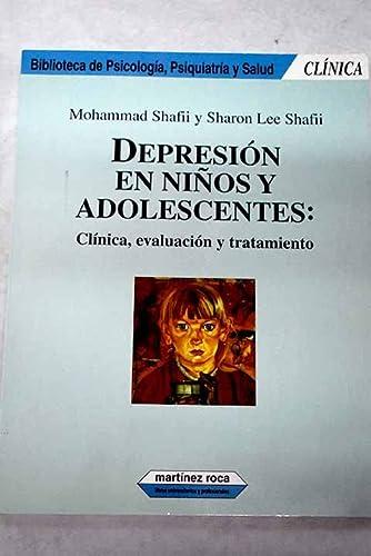9788427020535: Depresion en niños y adolescentes
