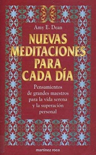 9788427021204: Nuevas meditaciones para cada dia