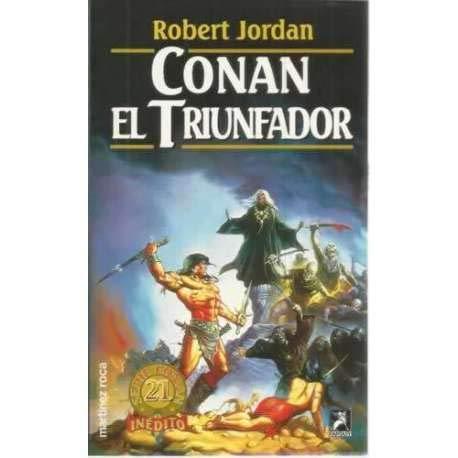 9788427022300: CONAN EL TRIUNFADOR